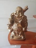 Szerencsehozó Buddha szobor