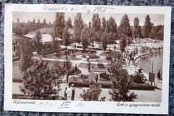 Régi képeslap Hajduszoboszló 1941
