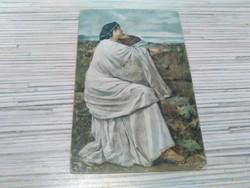 Antik Stengel képeslap.