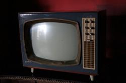 Kékes TV.-  retró - televízió