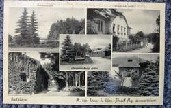 Régi képeslap Budakeszi