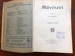 Lyka Károly: Művészet XIV. Évfolyam, 1915  teljes