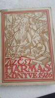 Az EST HÁRMASKÖNYVE. 1926