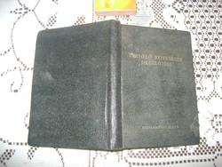 Fertőző betegségek megelőzése - 1954 - könyv