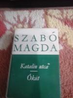 Szabó Magda Katalin utca  Ókút