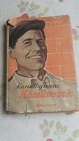 Karinthy Ferenc Kőművesek 1950-es  kiadás.