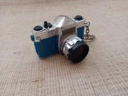 Régi Retro fényképezőgép,14-kép Wien nevezetességeinek képeivel