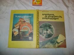 Tolnai Kálmán: Horgászok és halkedvelők szakácskönyve - 1977