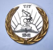 TIT 1841 plakett