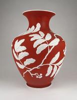 0Z617 Nagyméretű Rosenthal porcelán váza 28 cm