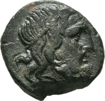 Macedonia Amphipolis,  Poseidon  PERSEUS (179 - 168)