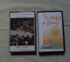 Taizéi énekek kazettán (egyházi zene)