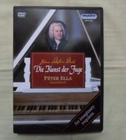 Bach: A fúga művészete - Ella Péter előadásában (csembaló)