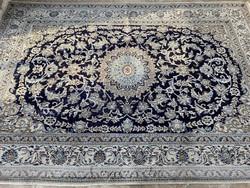 Patina Nain irani perzsaszőnyeg 310x200cm