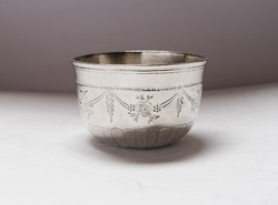 Orosz ezüst vodkás pohár 1798 Moszkva!