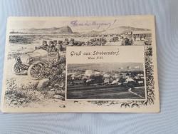 Háborús katonai képeslap levelezőlap