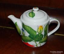 TAITÜ ROSE by Emilio Bergman - kávé kiöntő - luxus porcelán