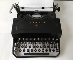 Adler Favorit 2 írógép