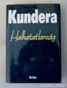 Milan Kundera: Halhatatlanság