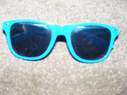 Kék szemüveg
