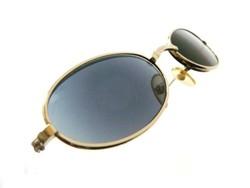 Dioptriás napszemüveg, elegáns vintage +4