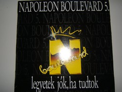 NAPOLEON BOULEVARD 5!
