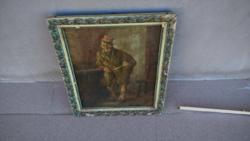 Régi festmény (Kőrösy Balogh?