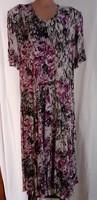 Lenge, hosszú XXL-es nyári ruha