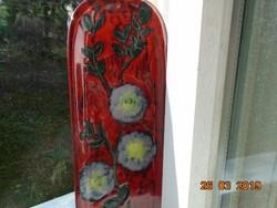 LA CAVA  modern olasz fali dísz vagy gyümölcsös tál 36x11 cm