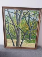 Olaj és Akvarell festmények