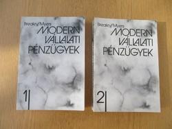Modern vállalati pénzügyek I-II. - Brealey-Myers