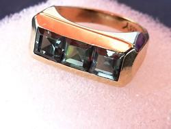 Antik arany gyűrű (8 k)