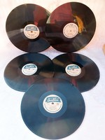 5 db gramofon lemez