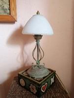 Vintage anticolt éjjeli lámpa