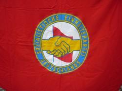Német szoci zászló.