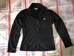 Philip Russel fekete női felső ing póló blúz