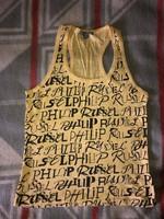 Philip Russel sárga női felső póló XL -es