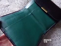 Olasz női bőr pénztárca