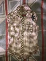 EDC by Esprit női felső ing blúz S -es (Róma nevezetességeinek a képeivel)
