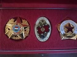 Kommunista kitüntetések