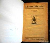 Arthur Conan Doyle: I. Letűnt világ II. Méregöv