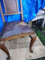 Tamlas szék restaurálásra szorul !!