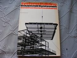 Systems Building 1969 Zürich Thomas Schmid - Carlo Testa