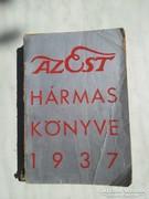 AZ EST HÁRMAS KÖNYVE, 1937