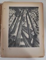 Ruzicskay György (1896-1993): Kémények, algráfia