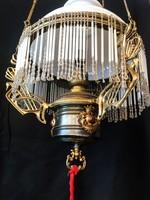 Art Noveau lüszter lámpa