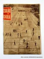 1966 május  /  CSALÁD ÉS ISKOLA  /  Régi ÚJSÁGOK KÉPREGÉNYEK MAGAZINOK Szs.:  8905