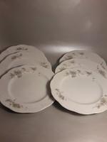 ROSENTHAL - Classic Rose - 6 db kis tányér