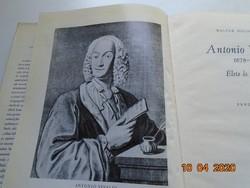 """Walter Kolneder:""""Antonio Vivaldi 1678-1741 Élete és művészete""""Gondolat Kiadó,1970"""