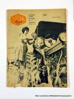1961 július 8  /  NŐK LAPJA  /  Régi ÚJSÁGOK KÉPREGÉNYEK MAGAZINOK Szs.:  9756